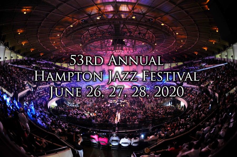 Richmond Jazz Festival 2020.Hampton Jazz Festival
