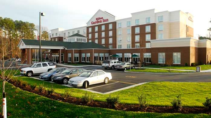 Hilton Garden Inn—Hampton Coliseum Central
